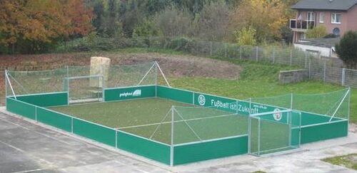 Grundschule Windflote Mini Fussballfeld Bielefeld